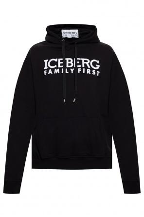 Bluza z kapturem od Iceberg