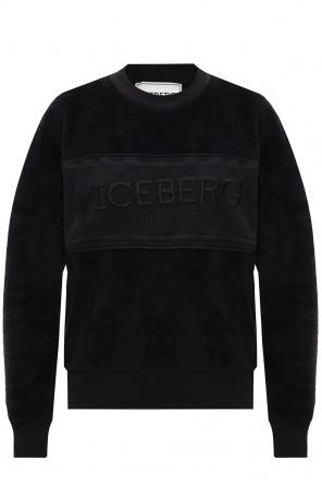 Fleece sweatshirt od Iceberg