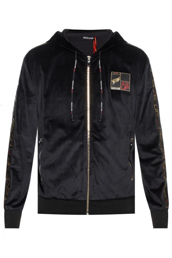 979effa198f7 Branded sweatshirt Roberto Cavalli Sport - Vitkac shop online