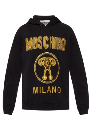 Branded sweatshirt od Moschino