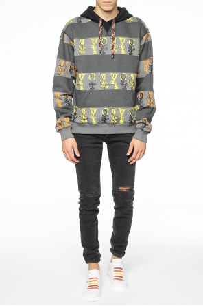 Striped sweatshirt od J.W. Anderson