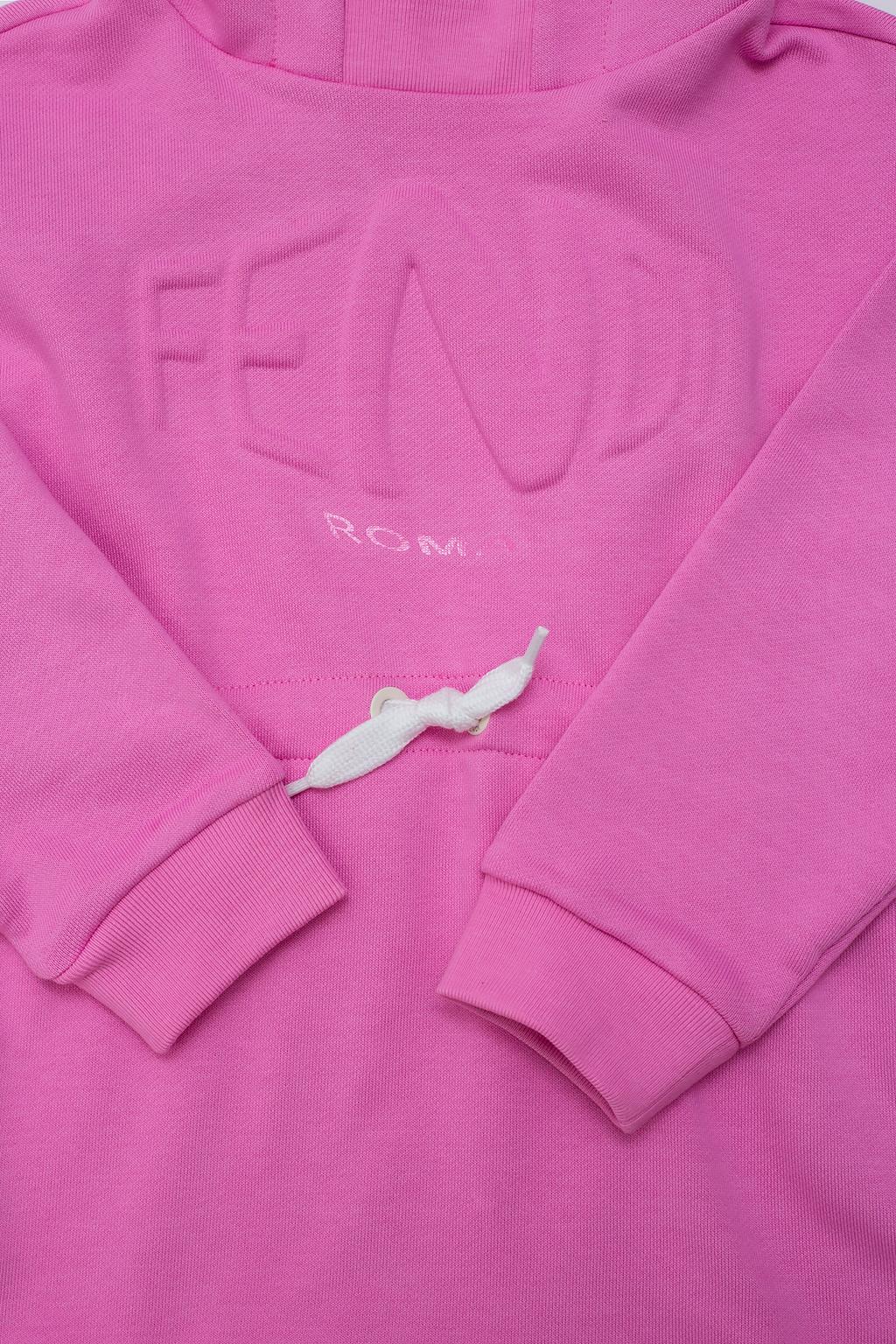 Fendi Kids Embellished hoodie