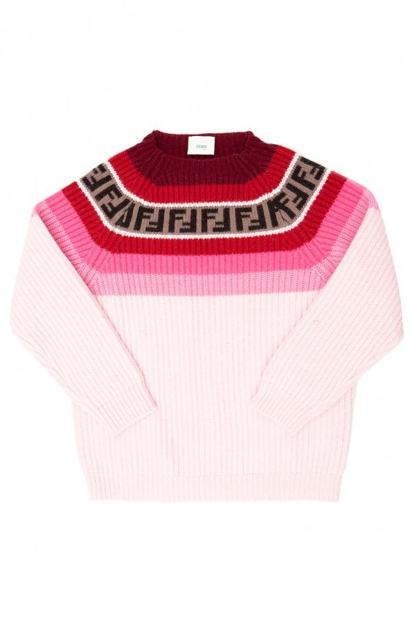 Fendi Kids Cashmere sweater