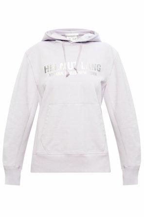 Logo sweatshirt od Helmut Lang