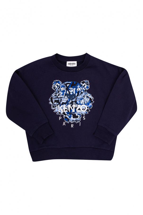 Kenzo Kids Sweatshirt with logo