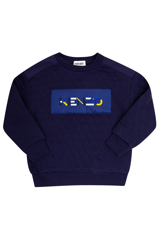 Kenzo Kids Pikowana bluza