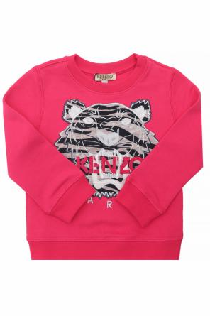 Embroidered sweatshirt od Kenzo Kids