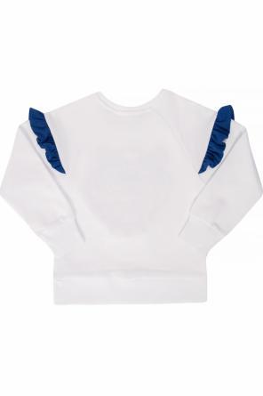a68d57fc66b42 Sweatshirt with a tiger head od Kenzo Kids ...