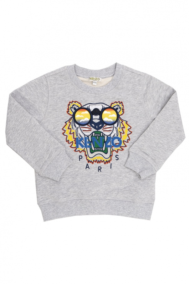 Kenzo Kids Sweatshirt with logo