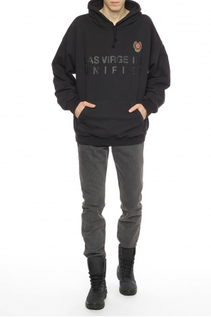 Hooded sweatshirt od Yeezy