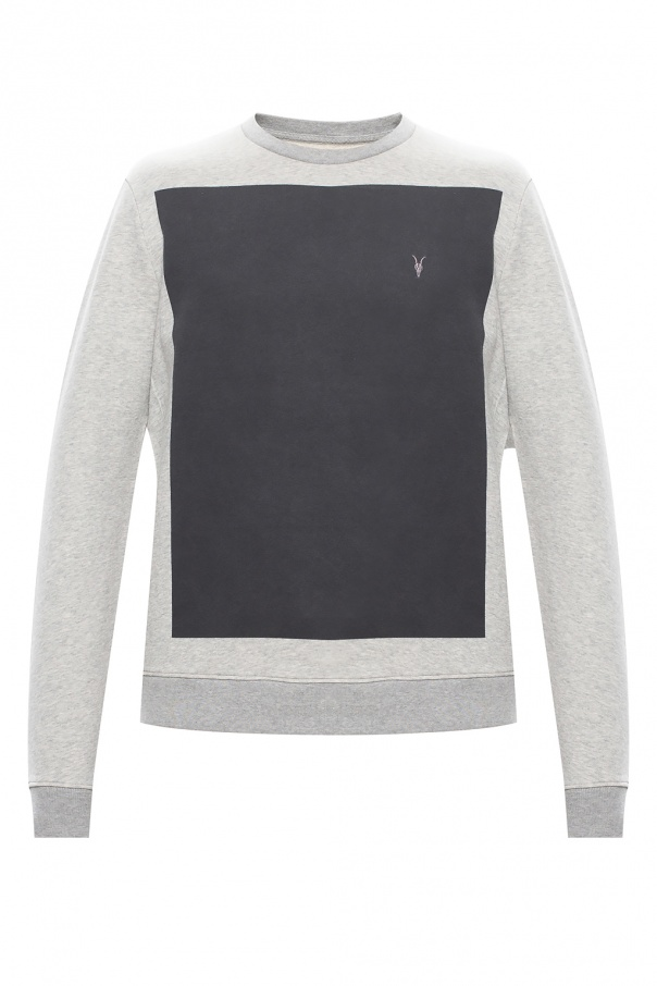 AllSaints 'Lobke' sweatshirt with logo