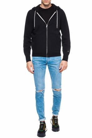 Hooded sweatshirt with logo od Rag & Bone