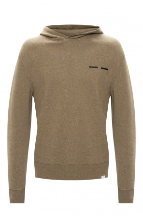 Melange hoodie od Samsoe Samsoe