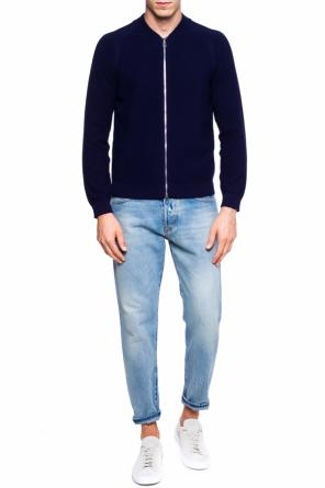 Zipped cardigan od Paul Smith