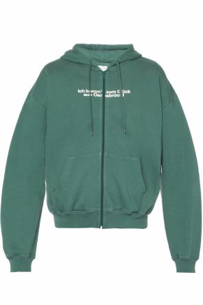 Hooded sweatshirt od Vetements