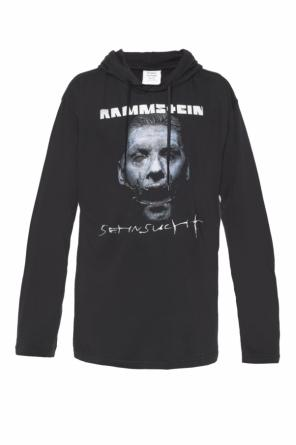 Logo-embroidered sweatshirt od Vetements