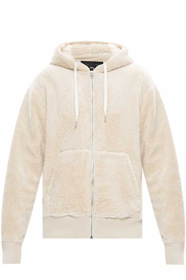 Rag & Bone  Fleece hoodie