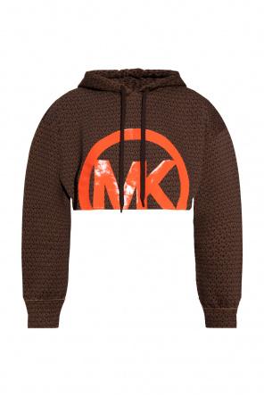 Cropped hoodie od Michael Michael Kors
