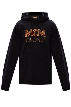 Logo hoodie od MCM
