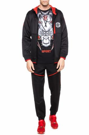 Tiger head sweatshirt od Plein Sport