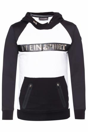 Sweatshirt with metal logo od Plein Sport