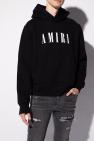 Amiri Logo hoodie