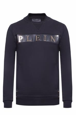 '2am' sweatshirt with logo od Philipp Plein