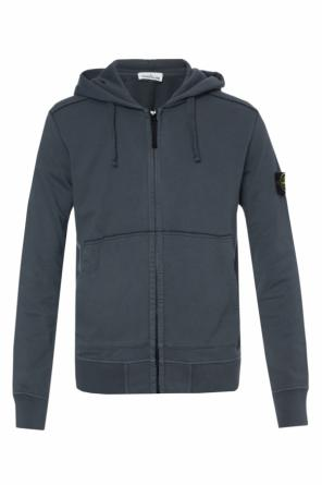 Sweatshirt with detachable insert od Stone Island
