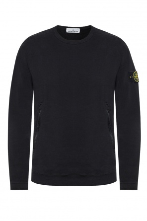 Sweatshirt with logo od Stone Island