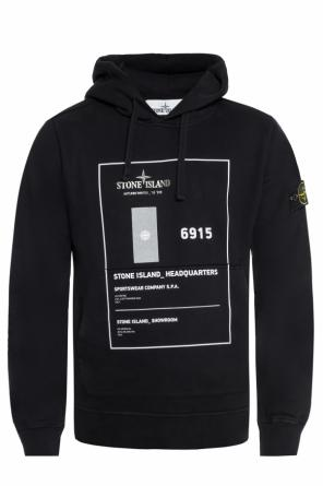 Sweatshirt with prints od Stone Island