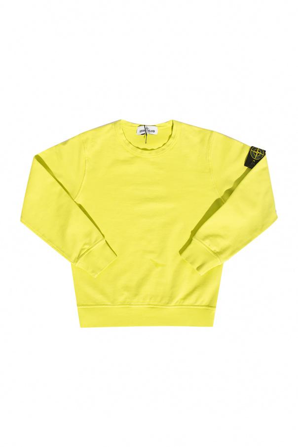 Stone Island Kids Sweatshirt with logo