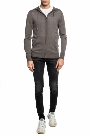 'mode' hooded sweatshirt od AllSaints