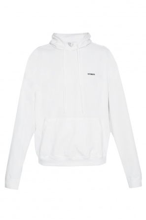 Logo-printed oversize sweatshirt od Vetements
