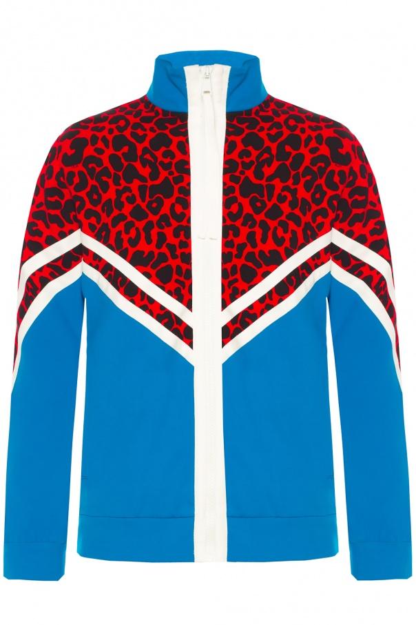 7b1a37b8e215 Leapard print sweatshirt N21 - Vitkac shop online