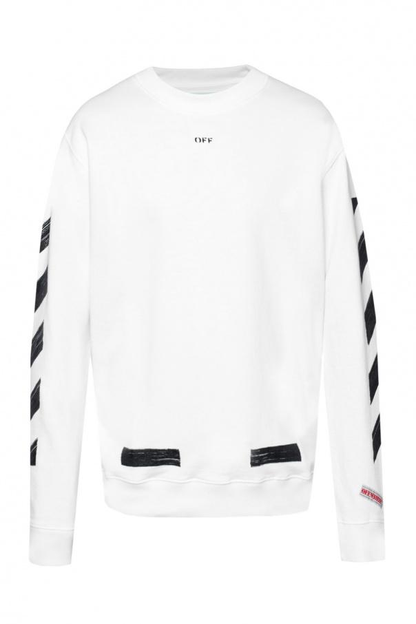 9fb0ee55c485 Logo-printed sweatshirt Off White - Vitkac shop online