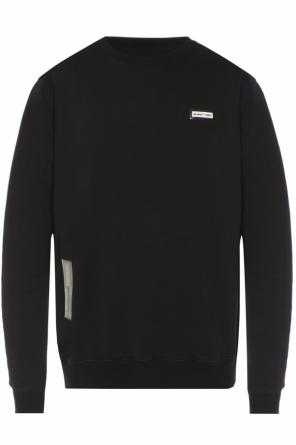 Logo-patched sweatshirt od Off White