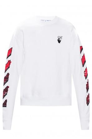 Bluza z logo od Off-White