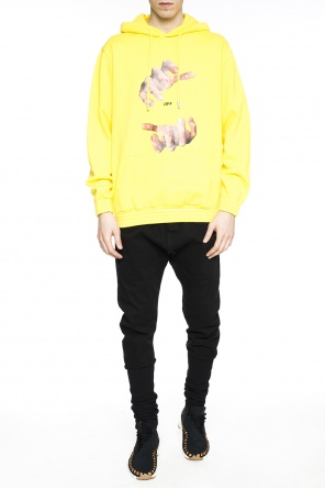 Hooded sweatshirt od Off White