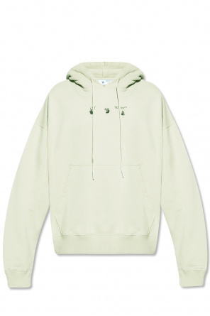 Hoodie with logo od Off-White
