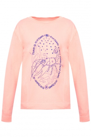 Crayfish sweatshirt od Acne