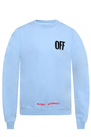 Logo sweatshirt od Off White