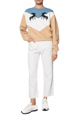 Embroidered sweatshirt od Off White