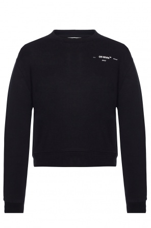 Printed sweatshirt od Off White