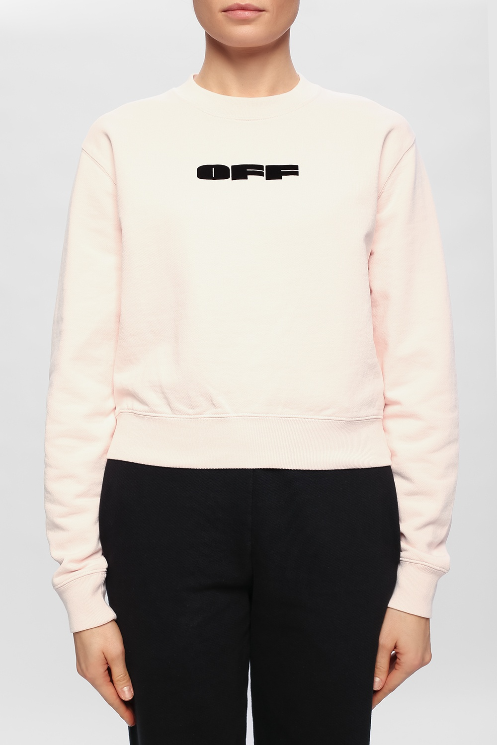 Off-White Sweatshirt with logo