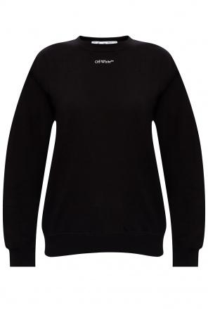 Sweatshirt with logo od Off-White