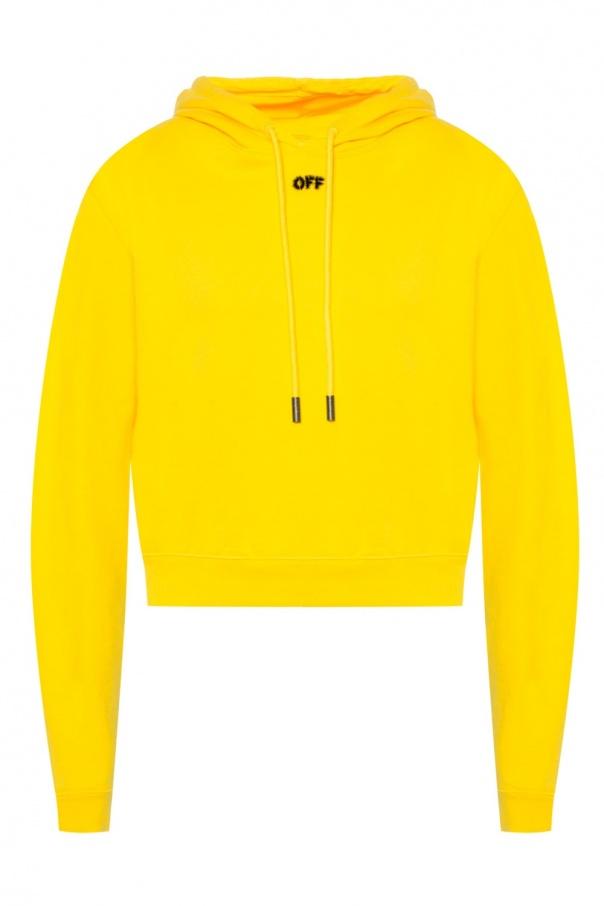 6f948e35ee9e Hooded sweatshirt with logo Off White - Vitkac shop online