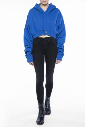 Cropped sweatshirt od Off White