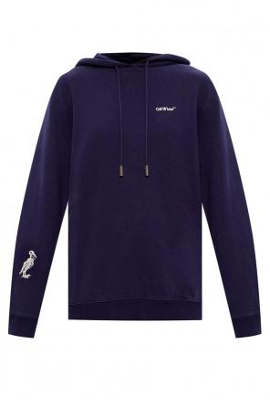 Logo hoodie od Off-White