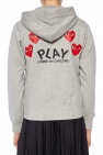 Comme des Garcons Play Printed sweatshirt
