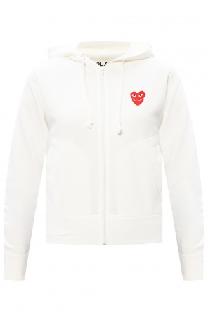 Logo hoodie od Comme des Garcons Play
